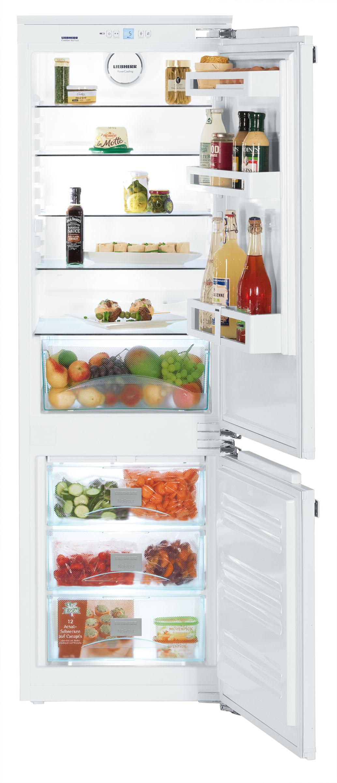 vestavná kombinovaná lednice LIEBHERR ICUN 3314 zapojení zdarma