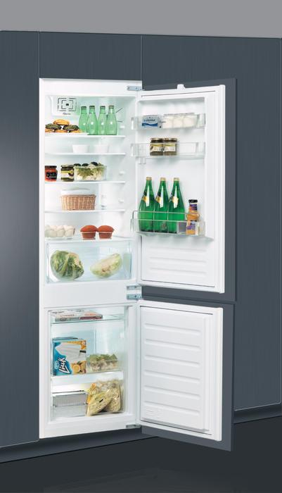 vestavná kombinovaná lednice WHIRLPOOL ART 6610/A++ zapojení zdarma