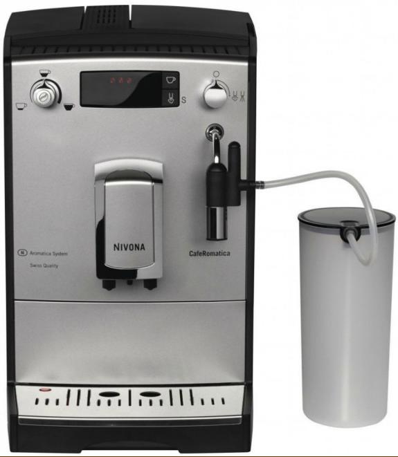 kávovar NIVONA NIVONA NICR 656