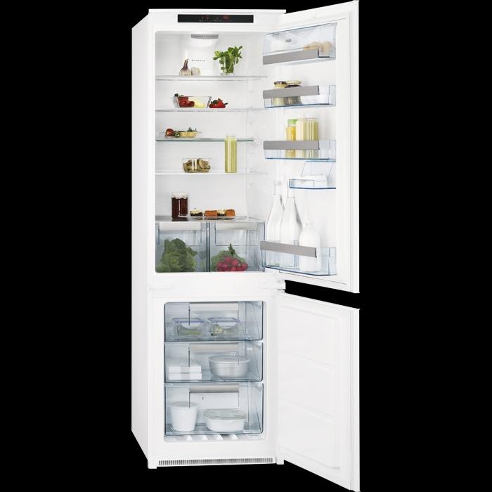 vestavná kombinovaná lednice AEG SCT81800S1 zapojení zdarma