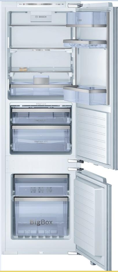 vestavná kombinovaná lednice BOSCH KIF39P60