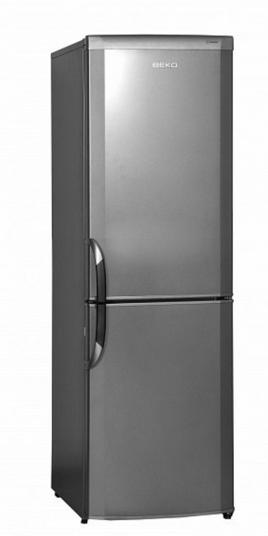 kombinovaná lednice BEKO CSA 24022 X