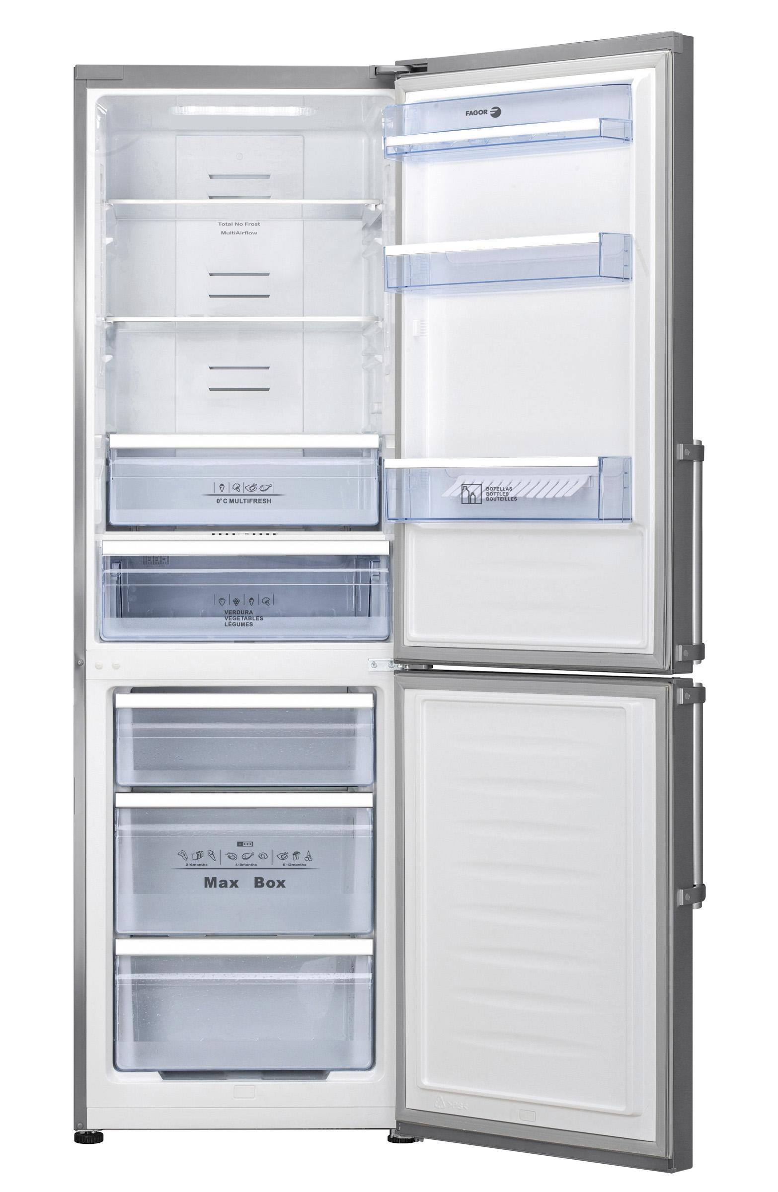 kombinovaná lednice FAGOR FFK-6735 BX