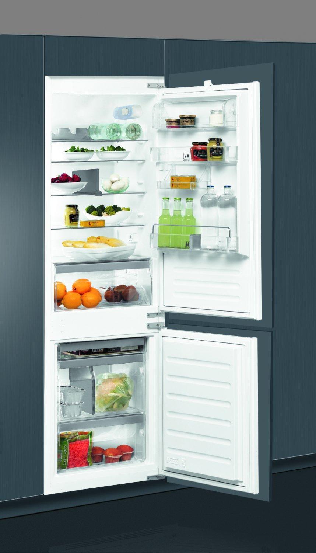 vestavná kombinovaná lednice WHIRLPOOL ART 6503/A+ zapojení zdarma