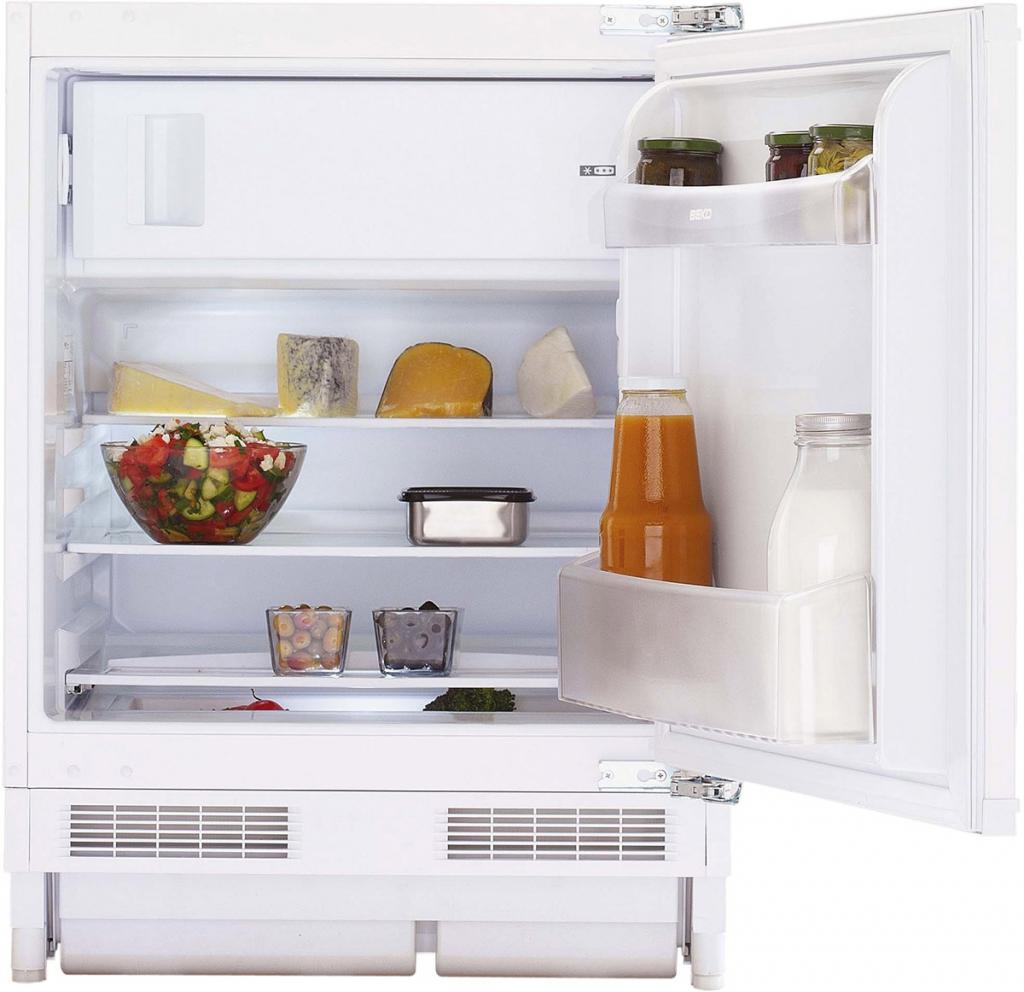vestavná kombinovaná lednice BEKO BU 1152 HCA zapojení zdarma