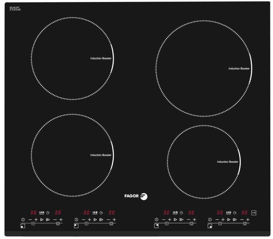 indukční varná deska FAGOR IF-40 BS zapojení zdarma + doprava a dárky zdarma