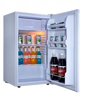 kombinovaná lednice GUZZANTI GZ 10 + doprava a dárky zdarma
