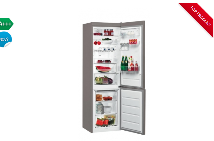 kombinovaná lednice WHIRLPOOL BSF 8353 OX