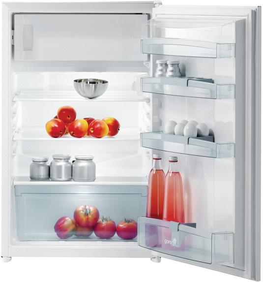 vestavná kombinovaná lednice GORENJE RBI 4091 AW zapojení zdarma
