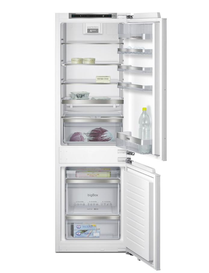 vestavná kombinovaná lednice SIEMENS KI86SAD40 zapojení zdarma
