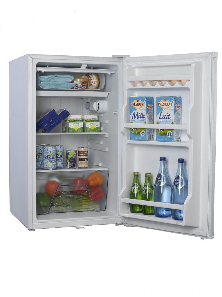 kombinovaná lednice GUZZANTI GZ 103 + doprava a dárky zdarma