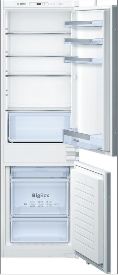 vestavná kombinovaná lednice BOSCH KIN86VS30