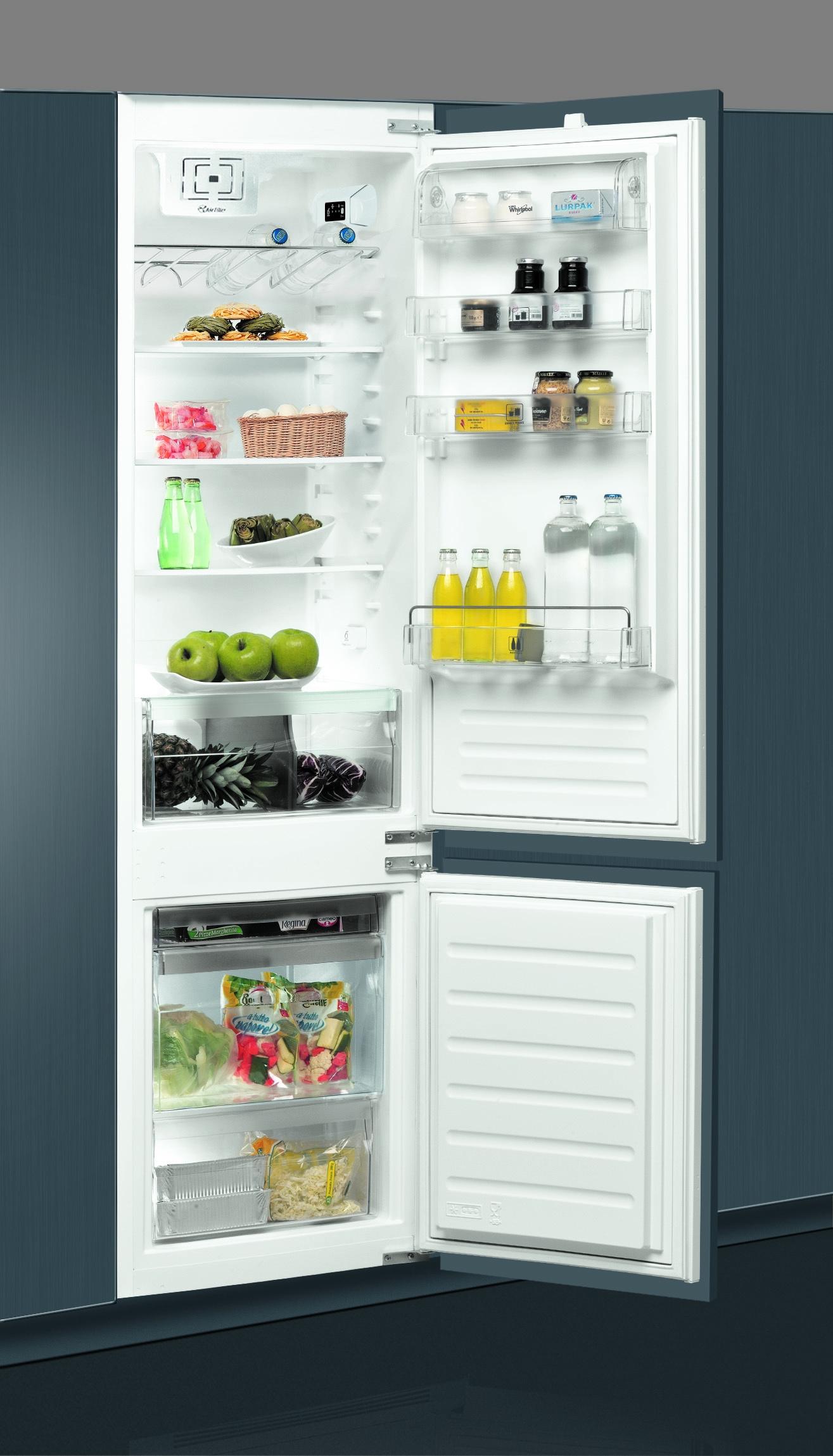 vestavná kombinovaná lednice WHIRLPOOL ART 9610/A+ zapojení zdarma