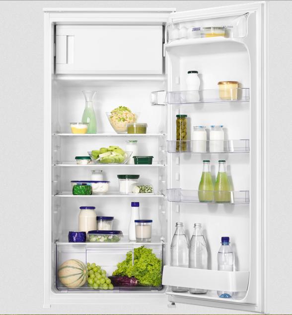 vestavná kombinovaná lednice ZANUSSI ZBA22421SA zapojení zdarma