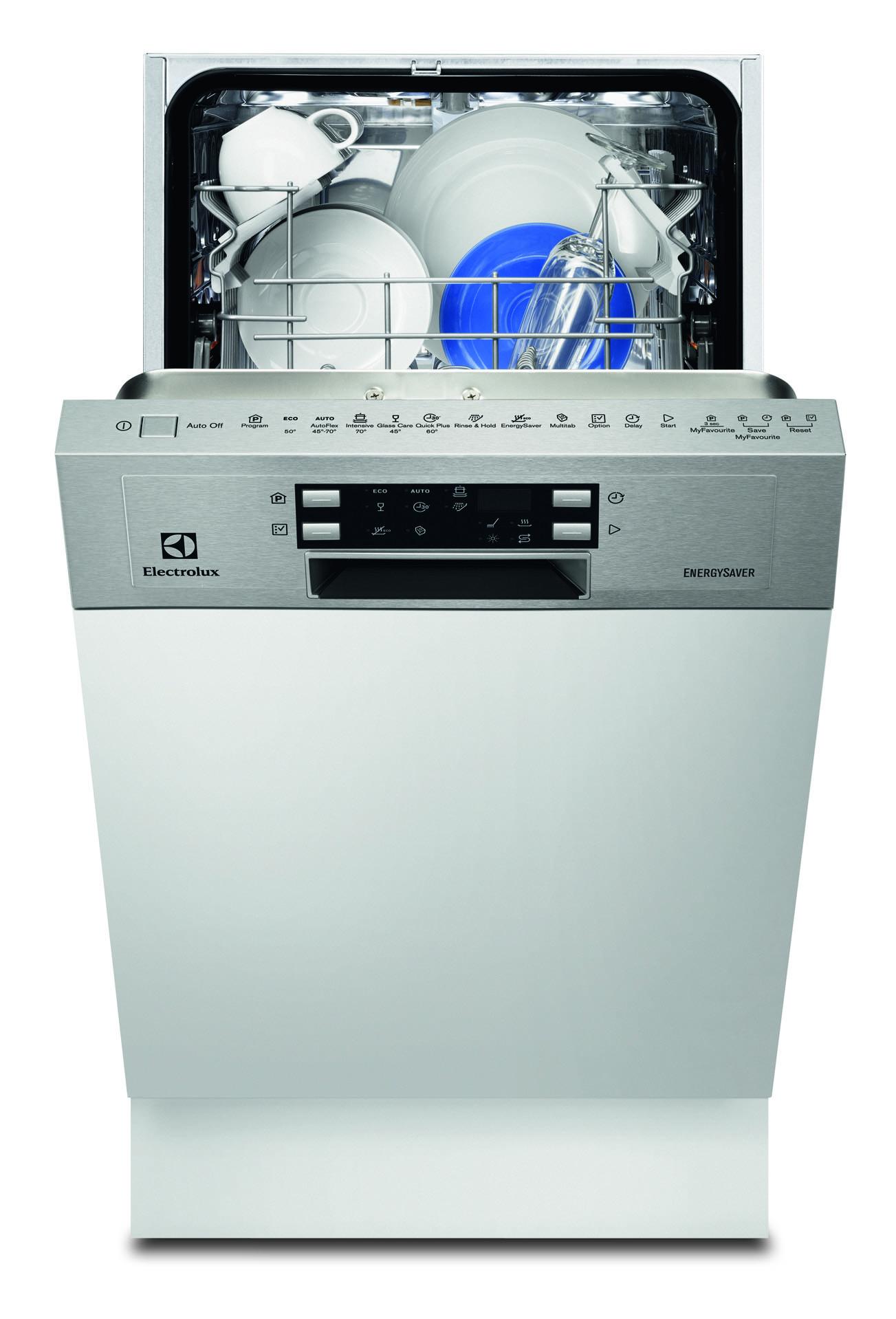 vestavná myčka ELECTROLUX ESI 4500 LOX zapojení zdarma