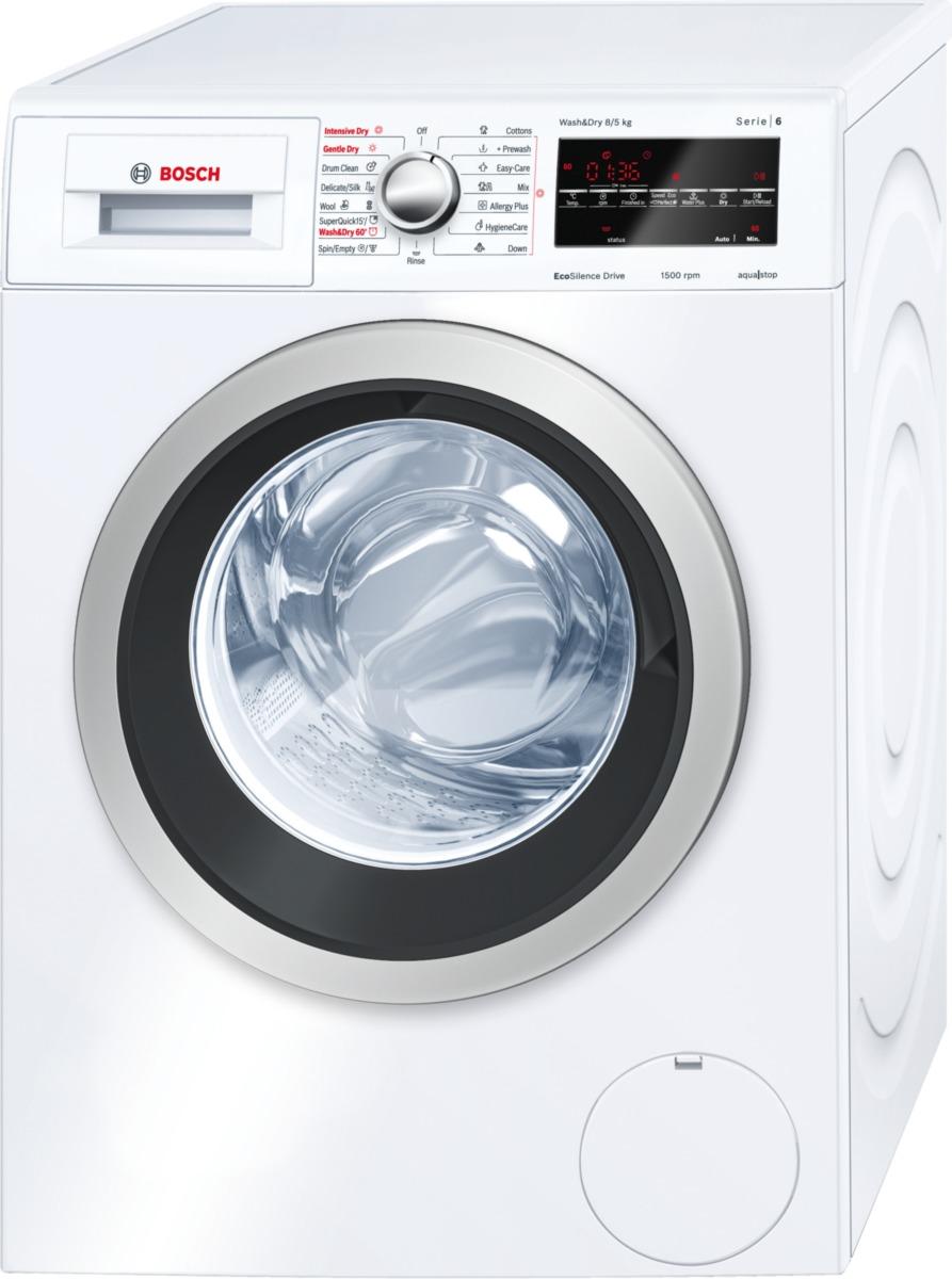 pračka se sušičkou BOSCH WVG30441EU