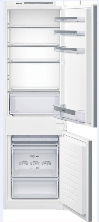 vestavná kombinovaná lednice SIEMENS KI86VVS30 zapojení zdarma