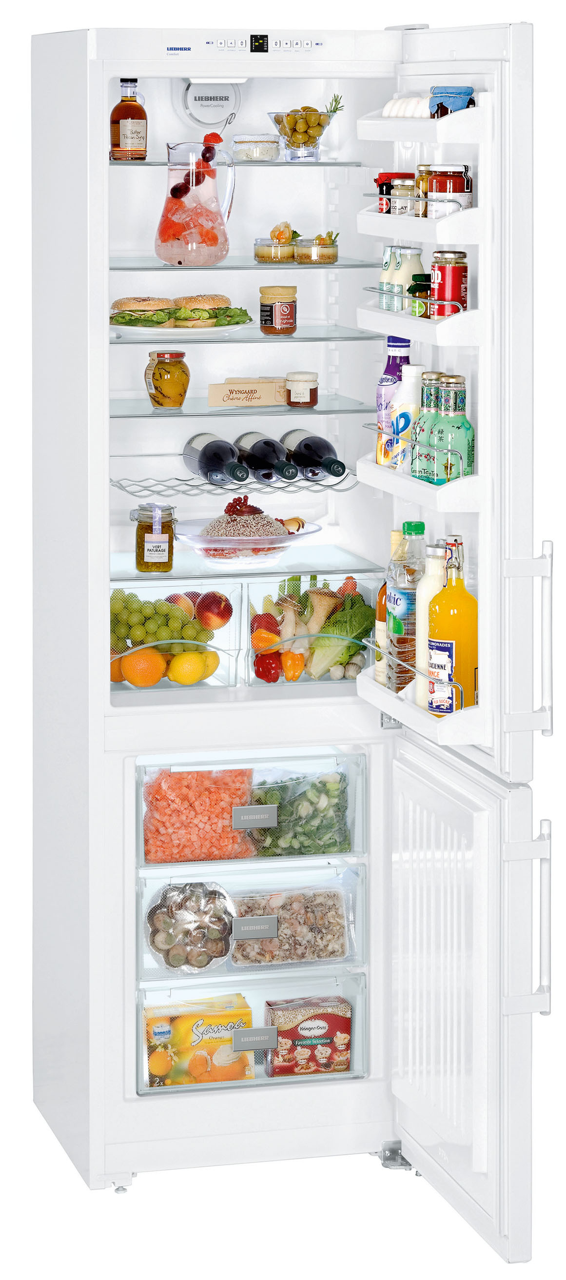 kombinovaná lednice LIEBHERR CP 3813