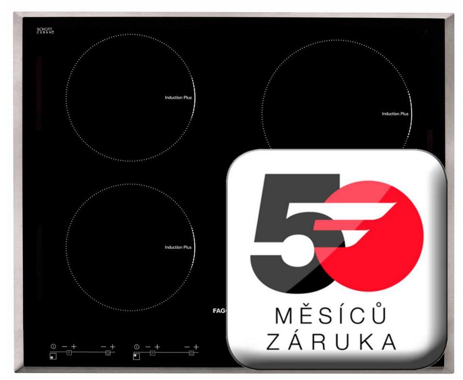 indukční varná deska FAGOR IF-4 AX zapojení zdarma + doprava a dárky zdarma