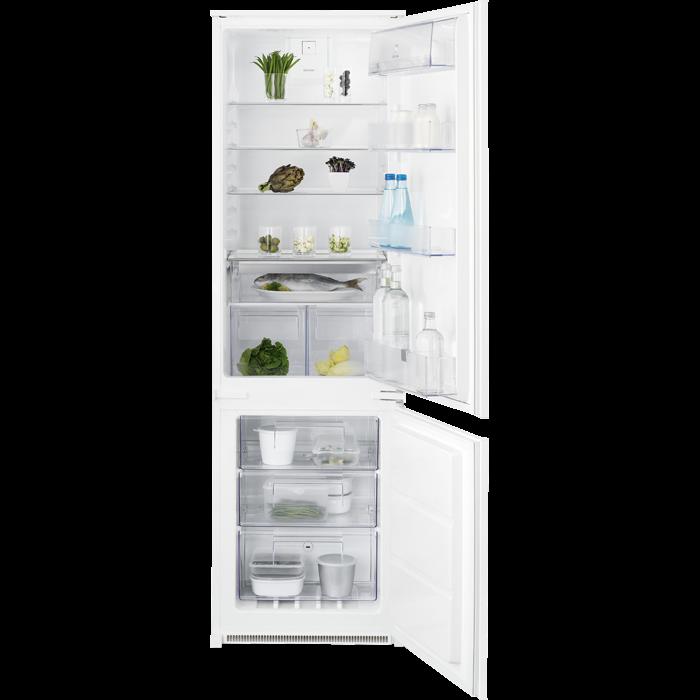vestavná kombinovaná lednice ELECTROLUX ENN2812COW zapojení zdarma