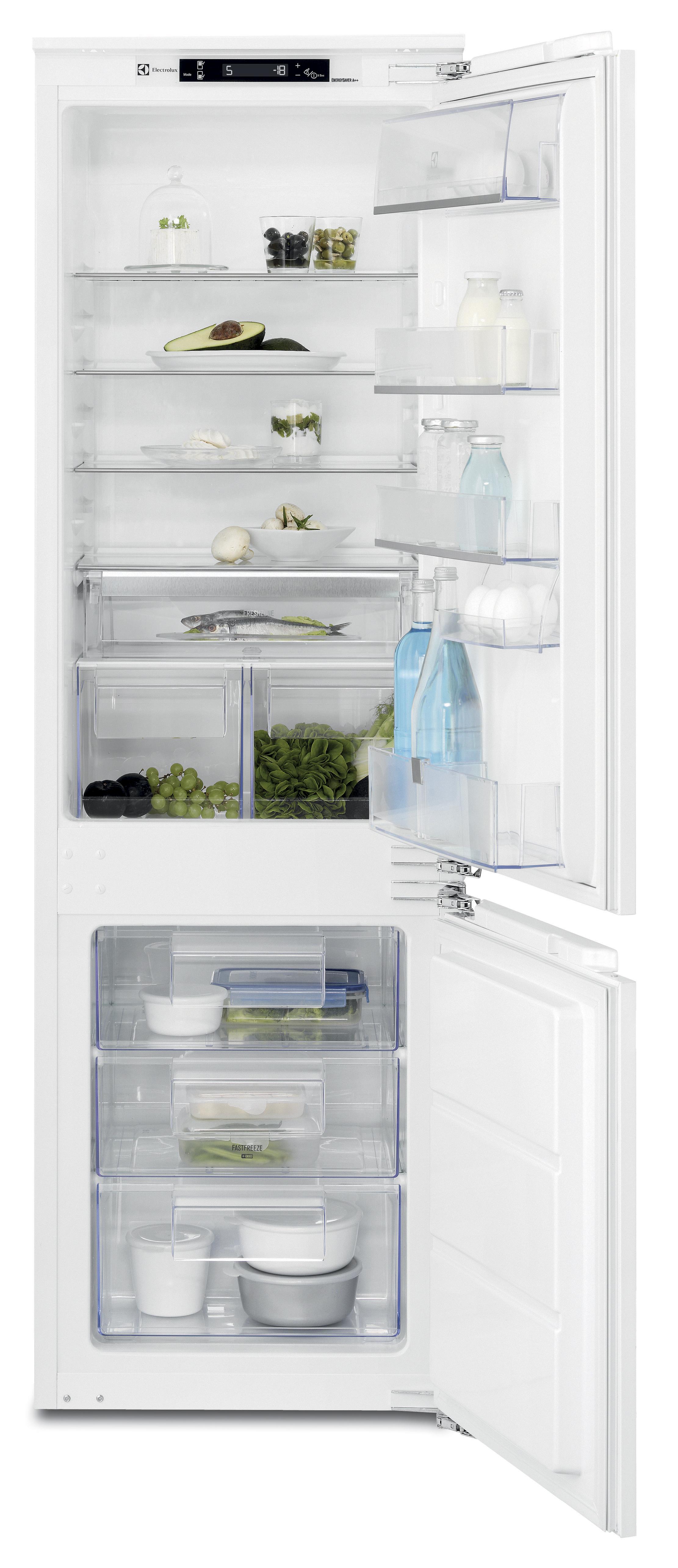 vestavná kombinovaná lednice ELECTROLUX ENG 2804 AOW zapojení zdarma