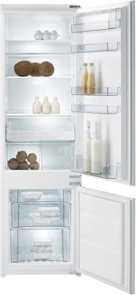 vestavná kombinovaná lednice GORENJE RKI 4182 EW zapojení zdarma
