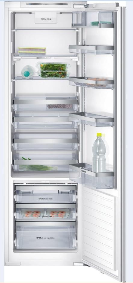 vestavná lednice SIEMENS KI42FP60 zapojení zdarma