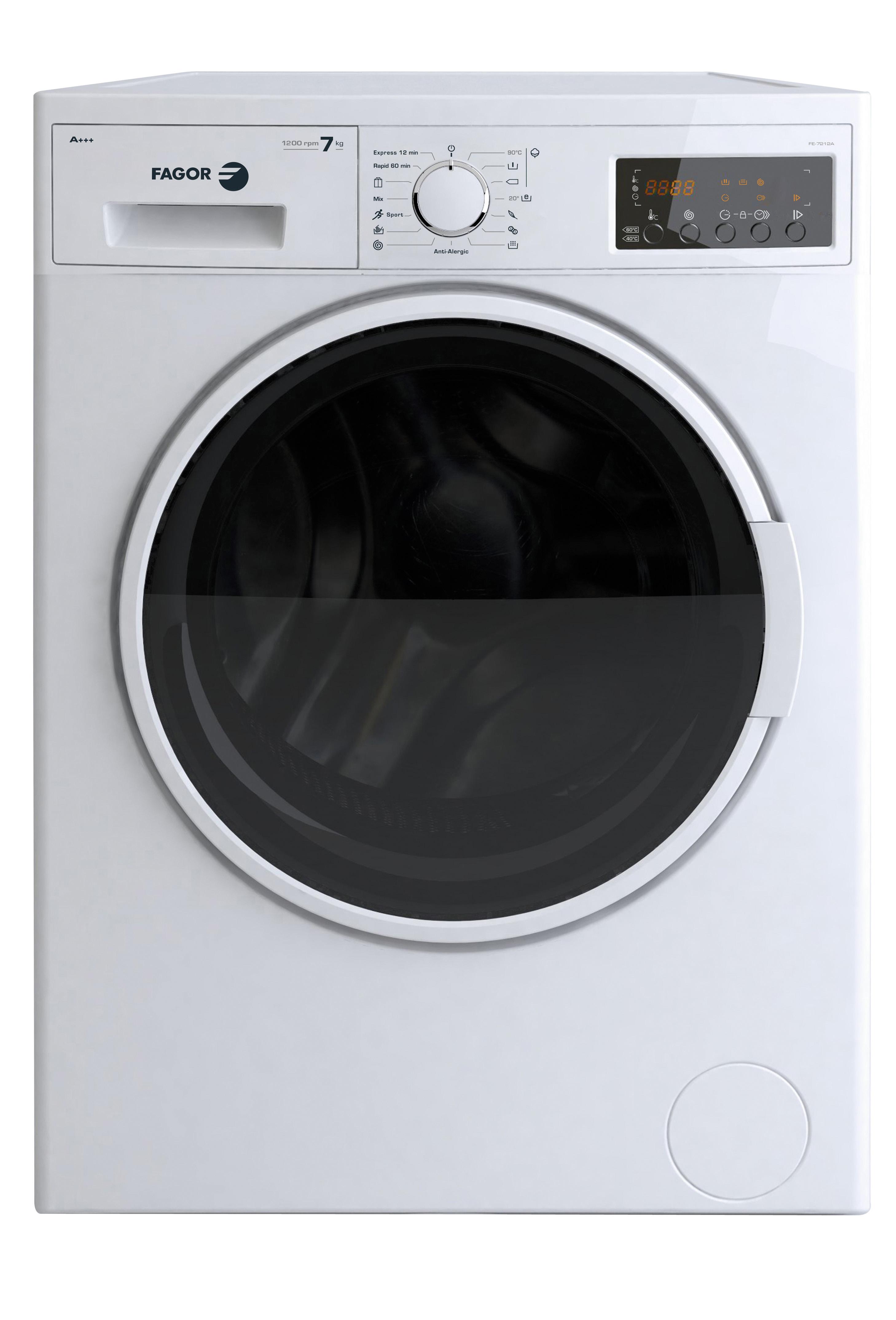 pračka FAGOR FE-7212A