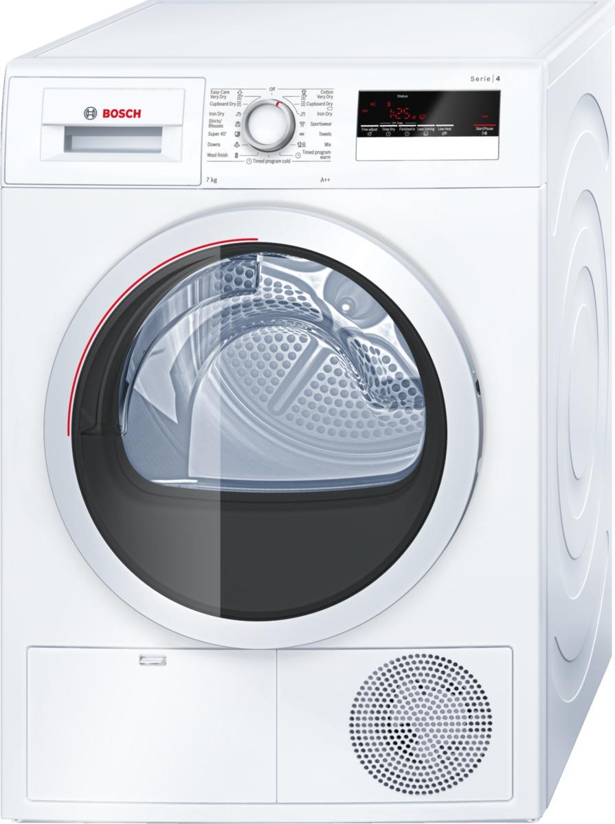 sušička prádla BOSCH WTH85201BY + doprava a dárky zdarma