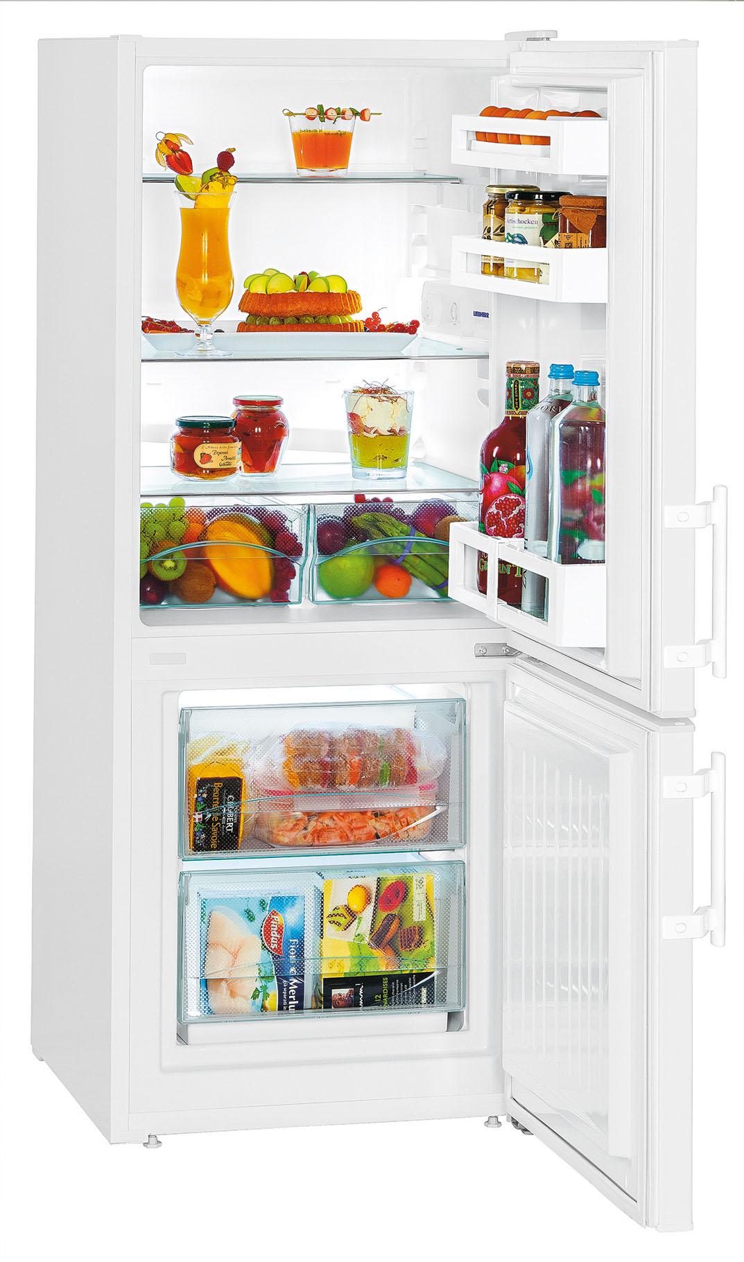 kombinovaná lednice LIEBHERR CU 2311