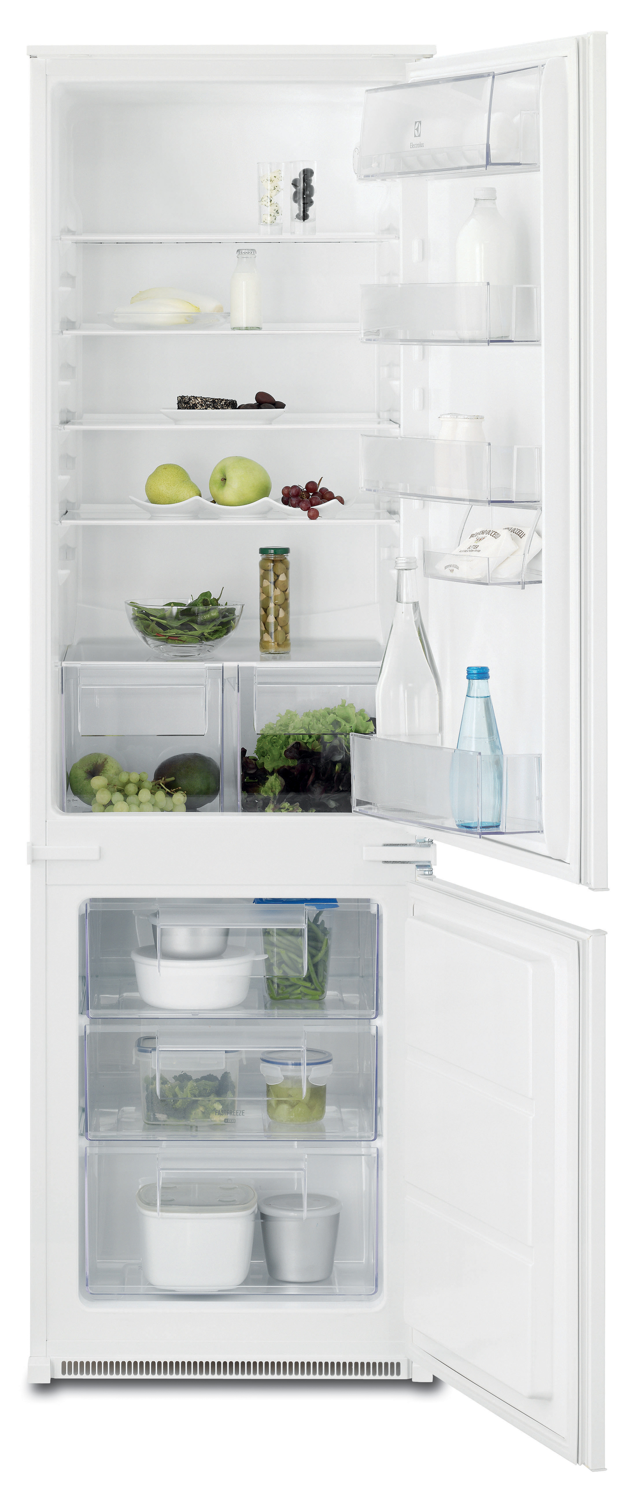 vestavná kombinovaná lednice ELECTROLUX ENN 2800 BOW zapojení zdarma