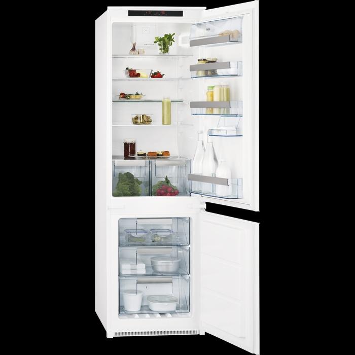 vestavná kombinovaná lednice AEG SCT71800S1 zapojení zdarma