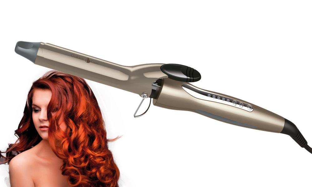 kulma concept KK1150 Kulma na vlasy 33 mm Argan a Keratin GOLDEN CARE 165197ad1f2