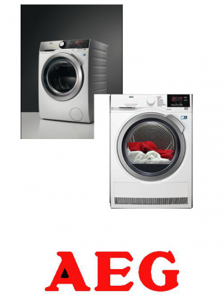 výhodný set aeg ProSteam® L7FEE68SC+AEG AbsoluteCare® T8DEG48SC